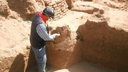 Sitio monumental mochica estaba oculto bajo gran cantidad de basura en Trujillo