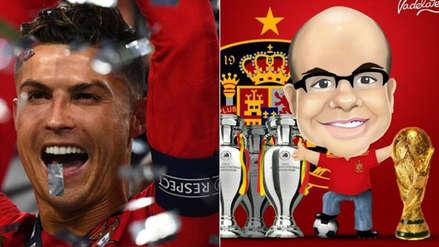 Cristiano Ronaldo: el impresionante dato de Mister Chip que agranda la leyenda de 'CR7' con Portugal