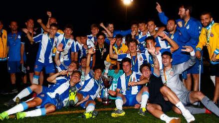 Jugador de la Selección Peruana Sub 17 ganó un título en España