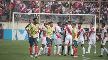 Yoshimar Yotún fue expulsado del Perú vs. Colombia por esta acción