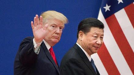 EE.UU. amenaza a China con más aranceles si no hay avances en la reunión Trump-Xi