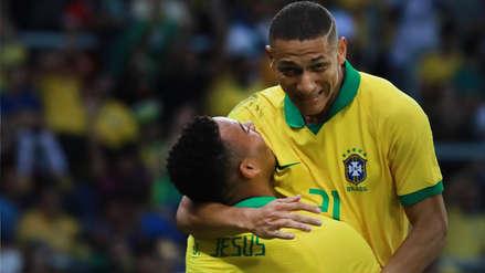 ¡No desaprovecharon nada! El séptimo gol de Brasil ante Honduras en amistoso internacional