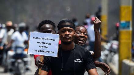 Miles de manifestantes exigen en Haití la renuncia del presidente Jovenel Moise