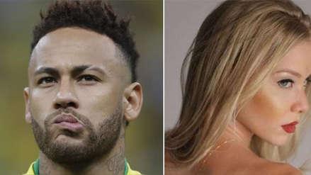 Najila sobre Neymar: