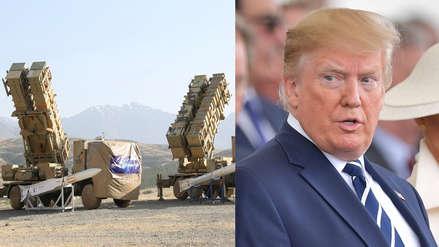 Irán presenta un nuevo sistema de defensa aérea ante la creciente tensión con EE.UU. [VIDEO]