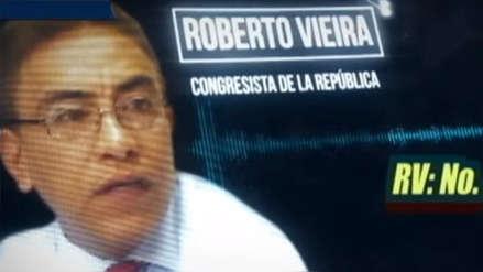 Audio muestra cómo Roberto Vieira entorpeció pericia fiscal con monosílabos y cambio de voz