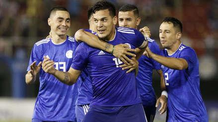 ¡Golazo guaraní! Gustavo Gómez puso el primer gol de Paraguay en el amistoso ante Guatemala