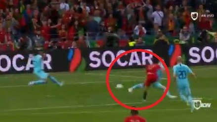 Portugal vs. Holanda: el golazo de Goncalo Guedes en la final de la Liga de Naciones