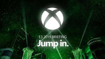 E3 2019: Mira en vivo la conferencia de novedades de Microsoft y Xbox [VIDEO EN VIVO]