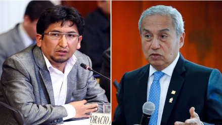Pacori: Subcomisión busca archivar denuncia de fiscal de la Nación contra Chávarry