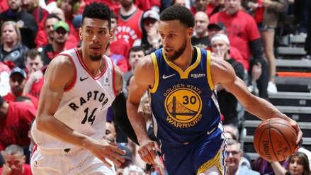 Toronto Raptors cayeron ante los Golden State Warriors y no pudieron consagrarse campeones de la NBA