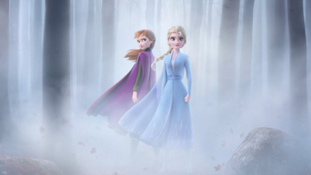 """""""Frozen 2"""": Disney publica nuevo póster y anuncia fecha de estreno de su tráiler"""