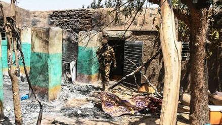 Al menos 95 muertos tras un ataque armado contra un pueblo de Mali