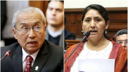 Pariona: Archivo de denuncia contra Chávarry prueba que 'Cuellos blancos'