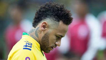 Neymar pidió que juicio por su fichaje con el Barcelona se celebre en esa ciudad