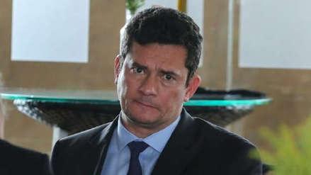 Escándalo en Brasil | Sergio Moro no ve