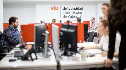 Universidad Internacional de Valencia ofrece a peruanos becas completas para maestrías online