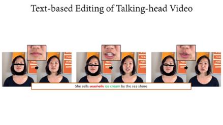 Software permite falsificar la voz y rostro de cualquier persona en video con sólo escribir texto [Video]