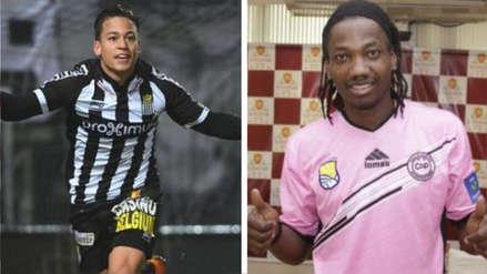 ¡Dejaron su huella! Cristian Benavente y Andrés Mendoza figuran en mejor 11 de futbolistas sudamericanos en Bélgica