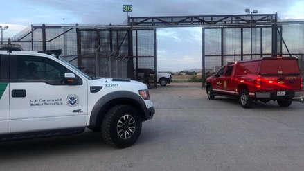 Agentes fronterizos de EE.UU. encontraron tres cadáveres en un drenaje de Texas