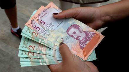 Inflación anualizada en Venezuela llegó a 815,194% en mayo, según Parlamento