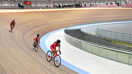 Lima 2019 entregó el Velódromo a la Federación Peruana de Ciclismo