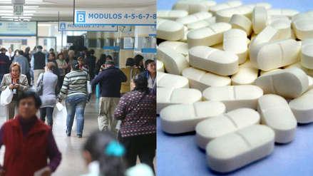 EsSalud restringe uso de ibuprofeno solo para infecciones invasivas severas