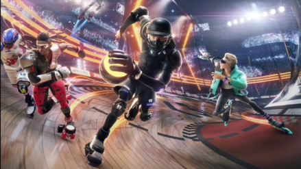 E3 2019 | Ubisoft confirma Roller Champions: un juego de deportes futurista