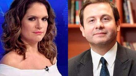 Juan Mendoza fue sentenciado a un año de prisión suspendida por difamar a Lorena Álvarez