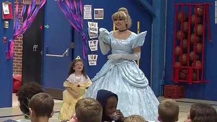 Un colegio aprendió lenguaje de signos para que una niña sorda no se sintiera excluida