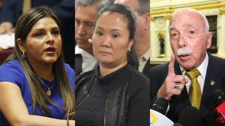 Tubino y Beteta ante audio de juez Aldo Figueroa: Hay