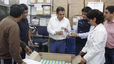 Guillain-Barré | Entregan 500 ampollas a los hospitales de Trujillo para el tratamiento de pacientes