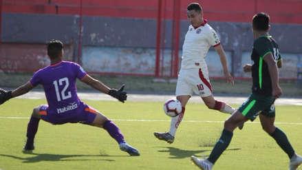 UTC derrotó 4-1 a Pirata FC en Cajamarca por la última fecha del Torneo Apertura