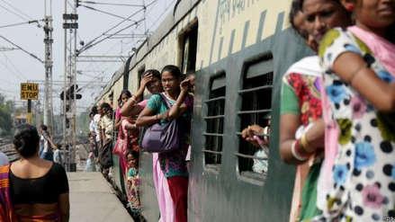 Ola de calor en la India: Cuatro pasajeros de un tren murieron por falta de aire acondicionado
