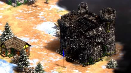 La caída de un castillo en 4K: Uno de los momentos más satisfactorios de la nueva edición de Age of Empires II