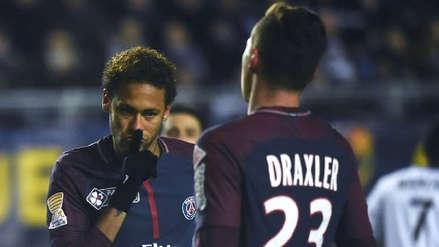 Jugador del PSG reveló detalles de su pelea con Neymar en el club