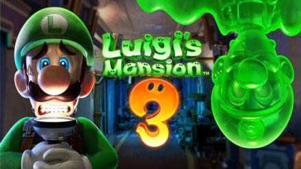 Luigi's Mansion 3 llegará este año y muestra su jugabilidad