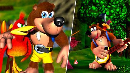 E3 2019 | Banjo-Kazooie llegará a Super Smash Bros. Ultimate