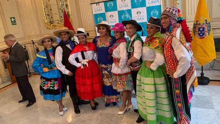 Amanda Portales será el plato fuerte del concierto por el Día de la Canción Andina