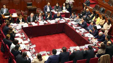 Constitución aprobó primer proyecto de reforma planteado por el Ejecutivo