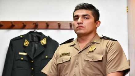 Poder Judicial dicta comparecencia con restricciones para suboficial Elvis Miranda