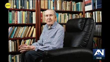 Falleció el periodista y filósofo Francisco Miró Quesada Cantuarias a los 100 años