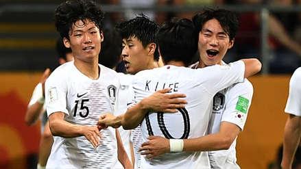 Ecuador perdió 1-0 ante Corea del Sur en la semifinal del Mundial Sub 20 Polonia 2019