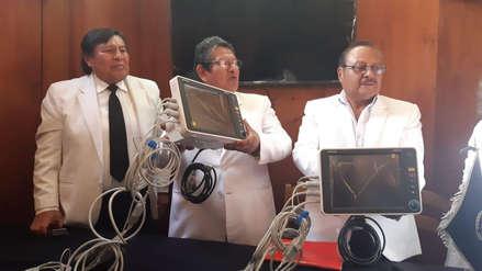 Médicos hicieron pollada y compraron cuatro equipos para hospital de Arequipa