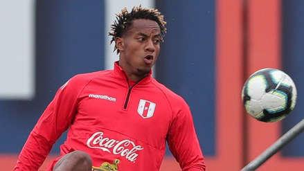 Selección Peruana: André Carrillo en la mira de un equipo de la Ligue 1 de Francia