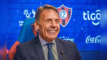 Miguel Ángel Russo como nuevo DT de Cerro Porteño: