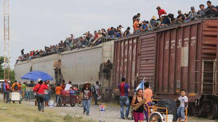 México prevé que Estados Unidos le envíe aproximadamente 50,000 migrantes en espera de asilo