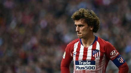 Un directivo del Atlético Madrid reveló cuál será el nuevo club de Antoine Griezmann