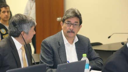 Enrique Cornejo | Fiscal desiste de pedido para cambiar comparecencia restringida por prisión preventiva
