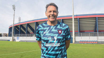 Miguel Ángel Russo fue presentado en Cerro Porteño: